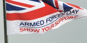 Stagecoach in South Wales supports Armed Forces Day 2017