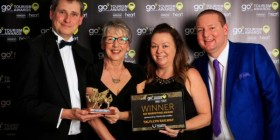 "Traveline Cymru praises ""innovative work"" of award-winning railway"