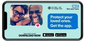Public encouraged to download NHS COVID-19 app to Test, Trace and Protect in Wales