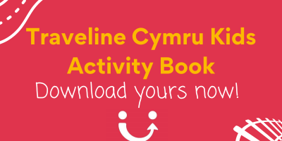 In need of lockdown activity ideas for your little ones? Download the new Traveline Cymru Kids Activity Book now!