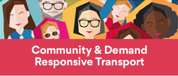 Community & Demand Responsive Transport